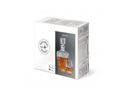 dedalo whisky set 7 d 1x078+6x260