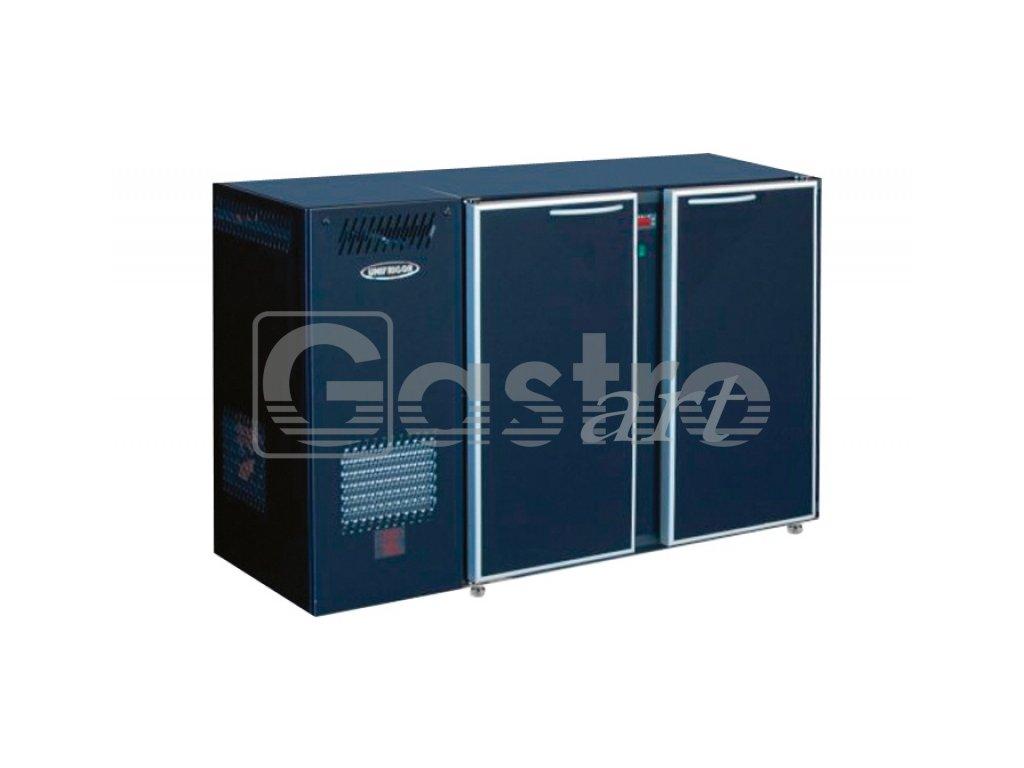 Unifrigor BSL - 124/2D (2x dveře, š=404 mm)