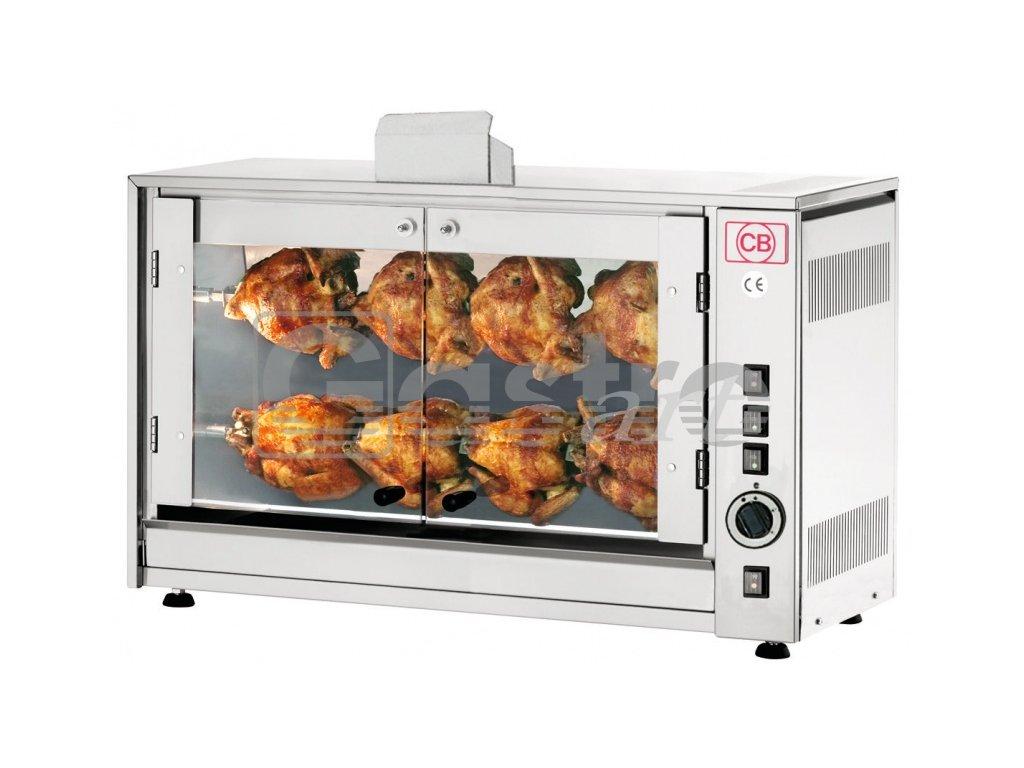 Plynový gril na kuřata G-8P