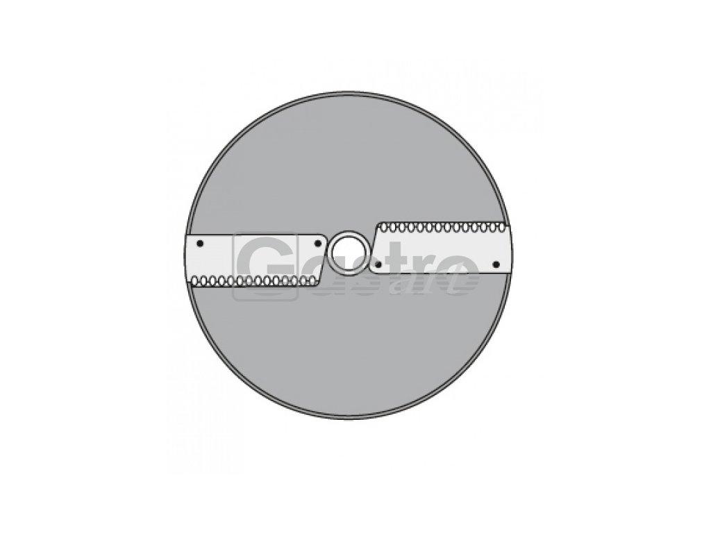 Kotouč H - 8, Φ 205 mm, řez 8 mm