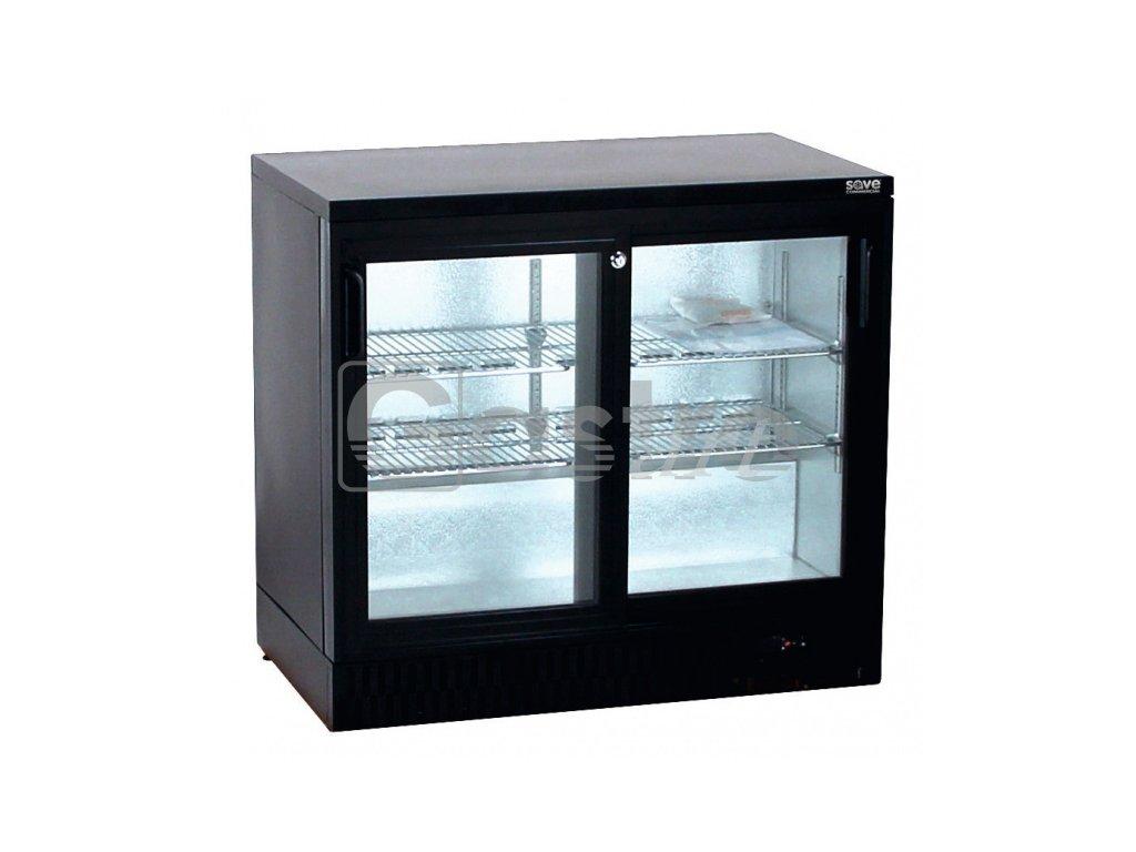 Nápojová vitrína SGD-250-85