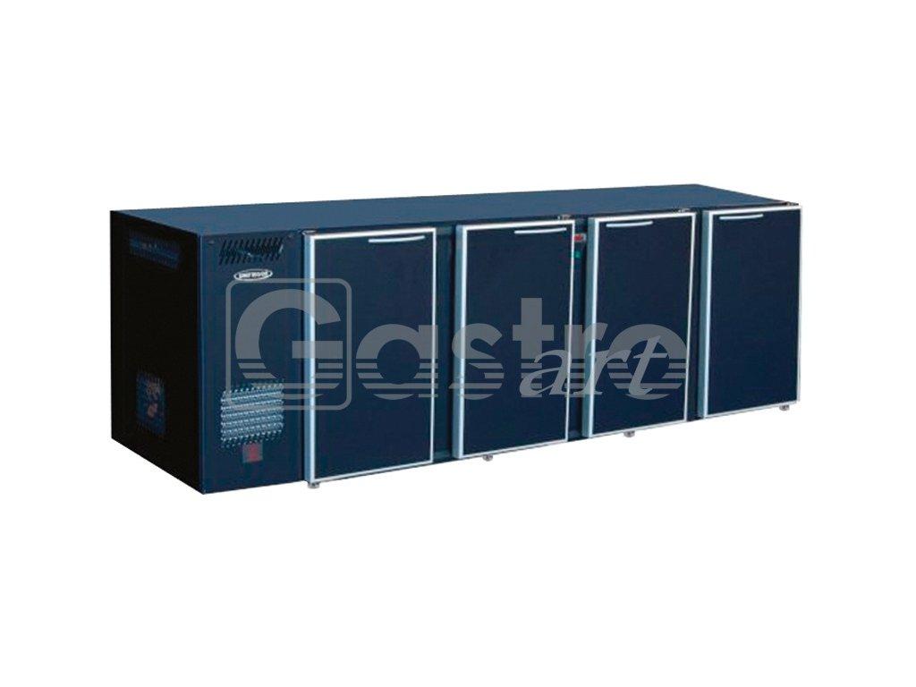 Unifrigor BSXL-274/4DX (4x dveře, š=554mm)