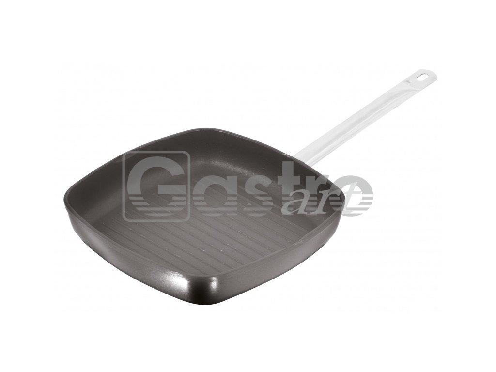 Pánev grill (280x280 mm, 1,40 kg)