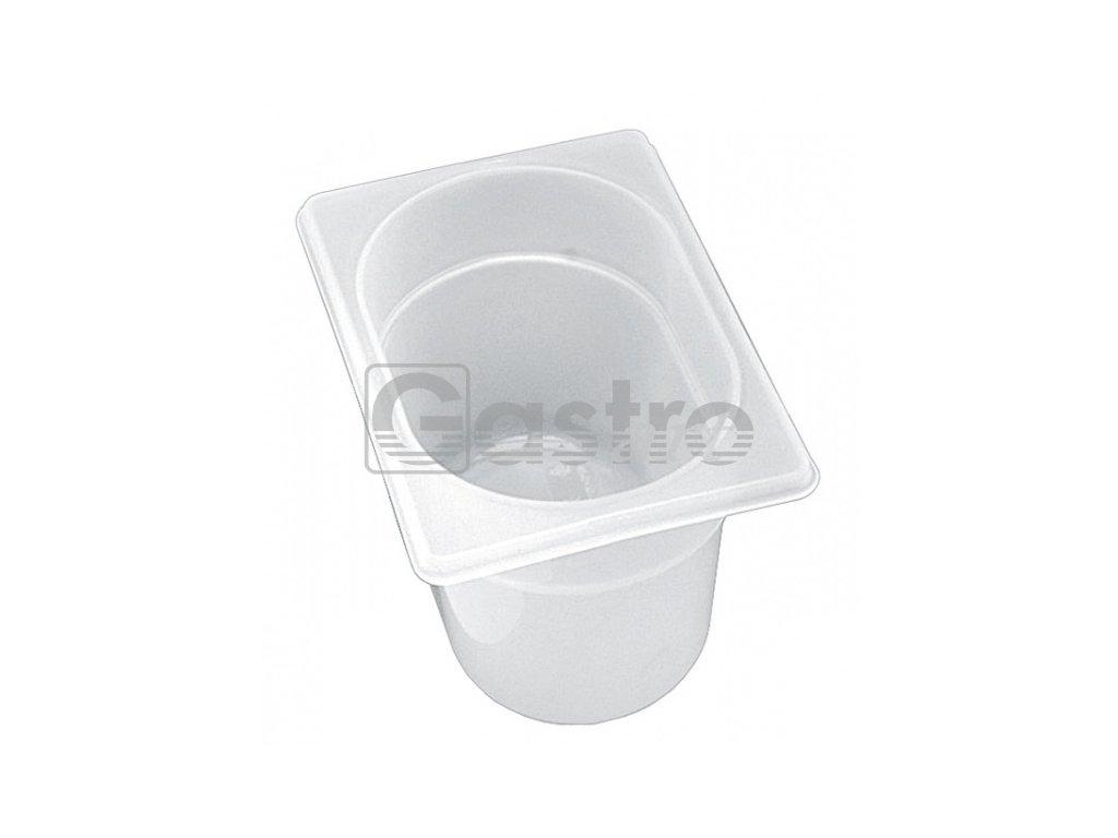 GN 1/9 (h=65 mm) polypropylenová