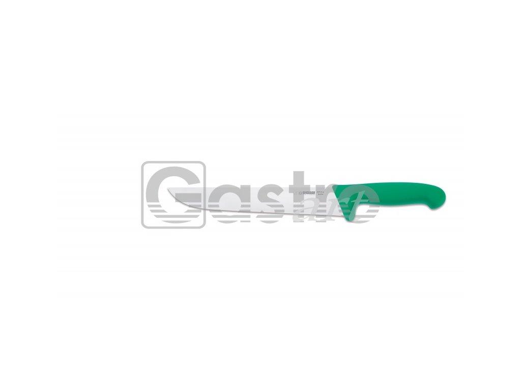 Nůž na maso 24 cm - zelený