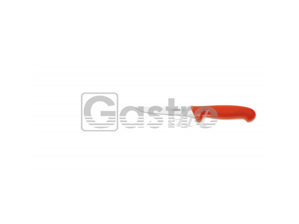 Nůž vykosťovací 13 cm - červený