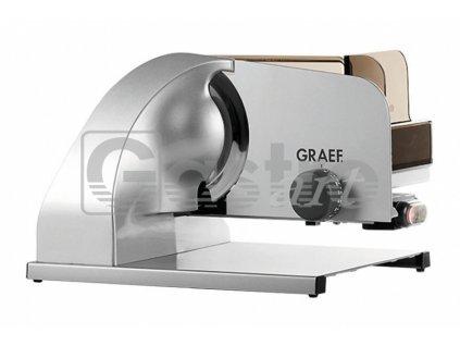 Nářezový stroj Graef BI 1920 DE - hladký nůž ocel
