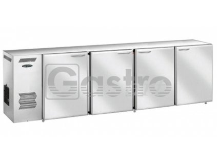 Unifrigor BS - 274/4DX (4x dveře, š=554 mm)