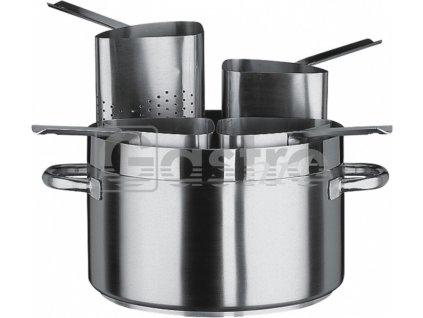 Hrnec na těstoviny Paderno (Ø400, v=245 mm, 30 l)