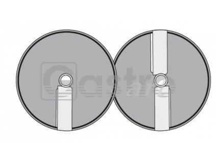 Kotouč E - 1, Φ 205 mm, řez 1 mm