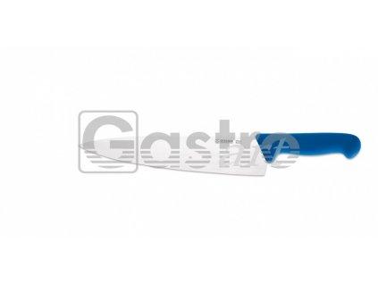 Nůž kuchařský 26 cm - modrý