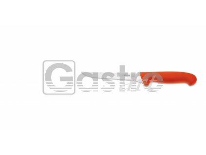 Nůž vykosťovací 16 cm - červený
