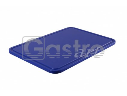 PE deska 440x290x15 - modrá