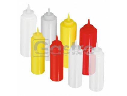 Láhev průhledná - 350 ml