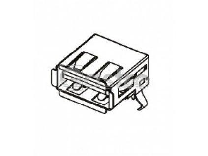 Připojovací port KUSB pro USB