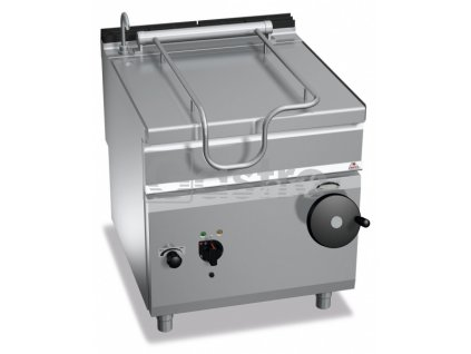 Plynová pánev Bertos G9BR8/I+RM (elektrické vyklápění)