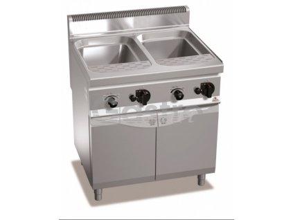 Plynový vařič těstovin Bertos CPG80E