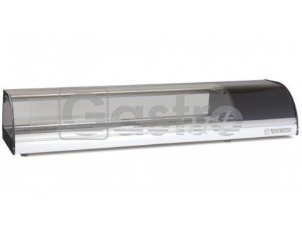 Chladící pultová vitrína BCL-6