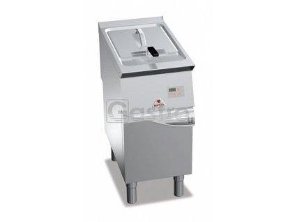 Plynová fritéza Bertos SE7F10-4MEL