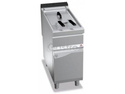 Elektrická fritéza Bertos E9F18-4M