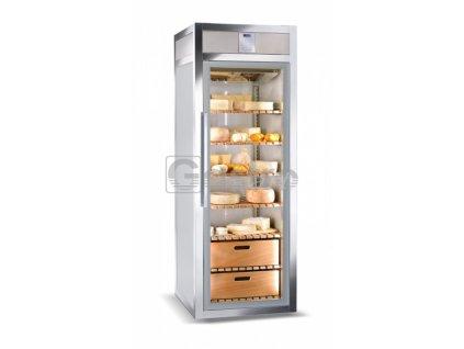 Chladící  skříň na sýry WALL WFR550 RLC/CL