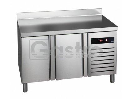 Chladící stůl Asber GTP-7-135-20 - agregát vpravo + dřez
