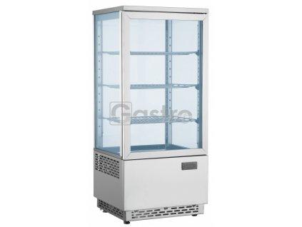 Chladící vitrína SAVE CDBS-80L
