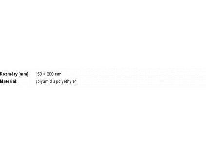 Vakuové sáčky – rozměr 150 × 200 mm