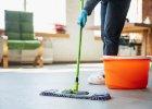 Dezinfekce vhodná na podlahy