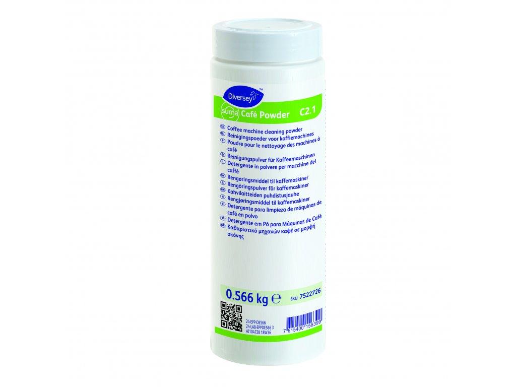 7522726 Suma Cafe Powder C2.1 0.566kg CMYK 20x20cm