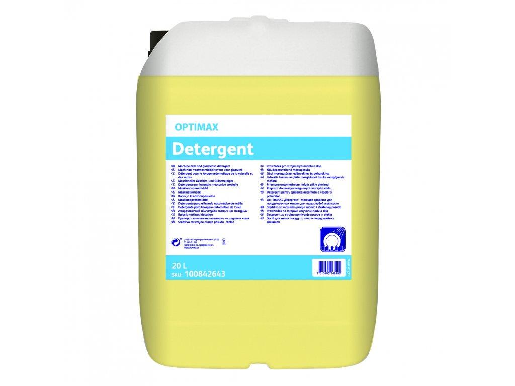 100842643 Optimax Detergent 20L CMYK 20x20cm