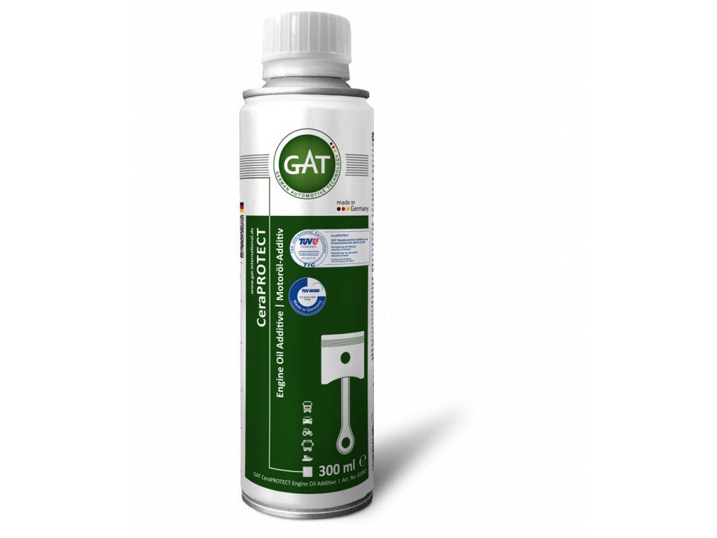 Keramické aditivum do motorového oleje 300 ml
