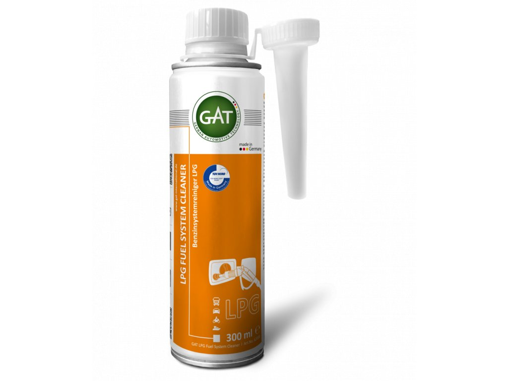 Čistič palivového systému LPG