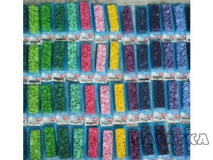 """Patentky """"Color snaps"""""""