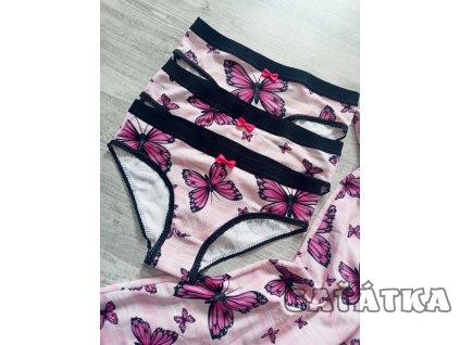 Lemovací pruženka hladká 20mm - černá
