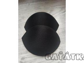 Košíčky do podprsenky vel.4 - černá
