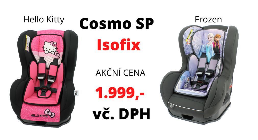 Cosmo Isofix HK - Frozen