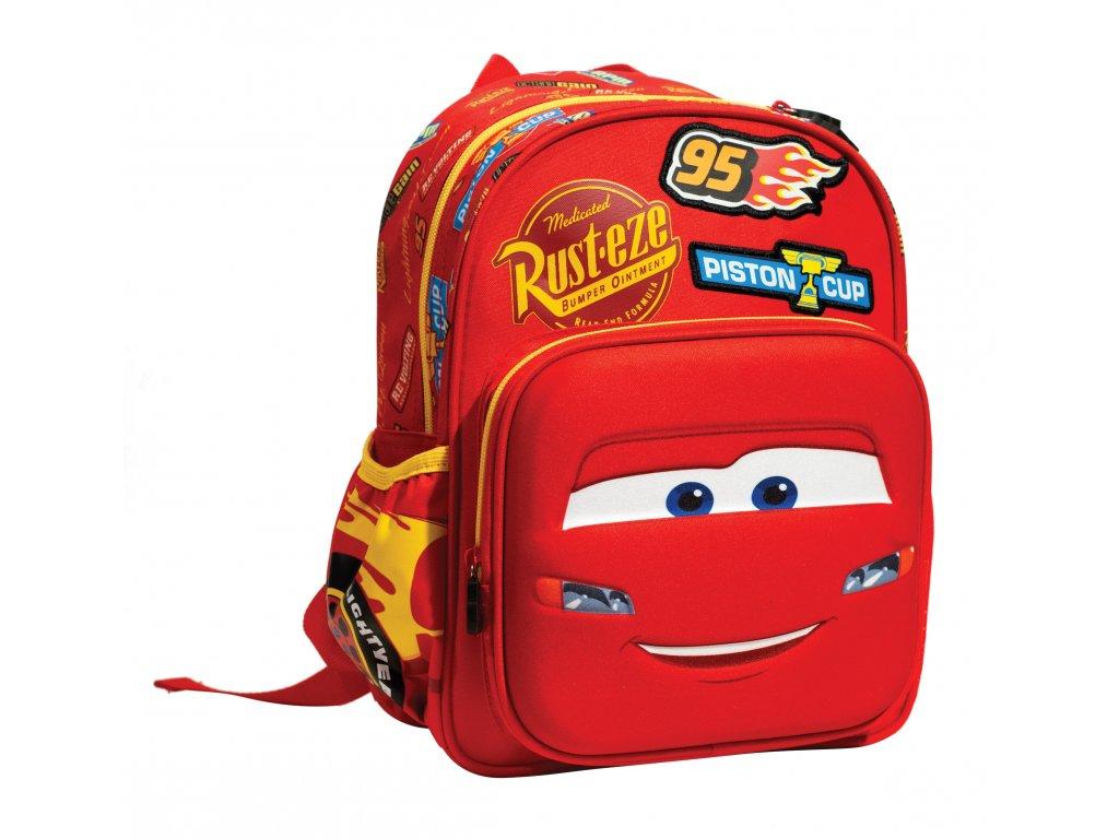 Baťůžek Junior CARS RED