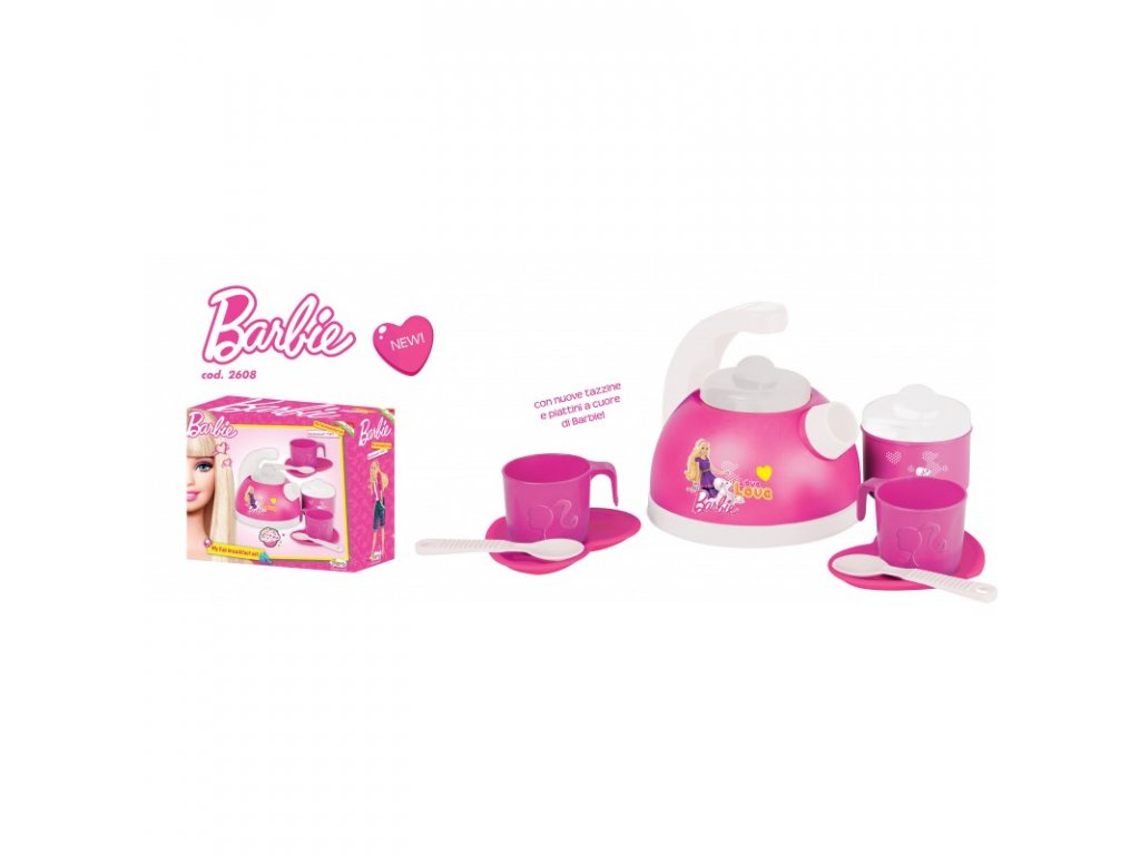 BARBIE SET S KONVIČKOU