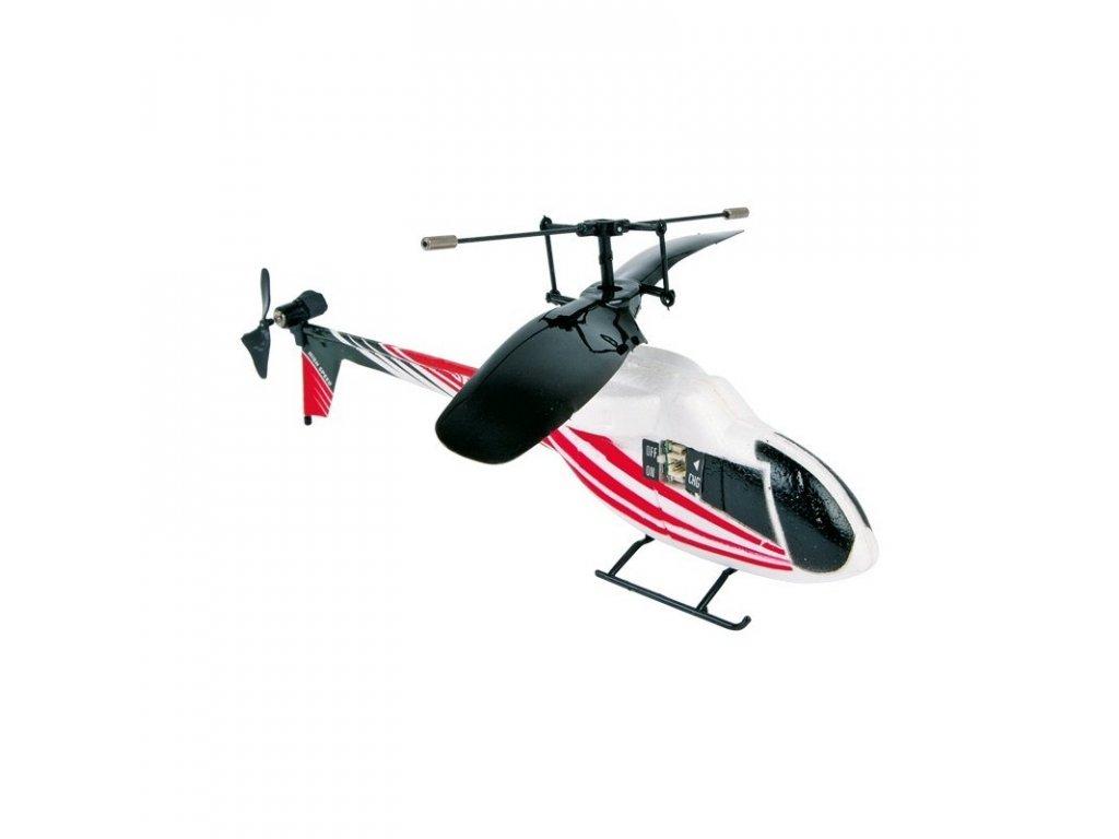 LEGLER Infračervený vrtulník RED ROCK