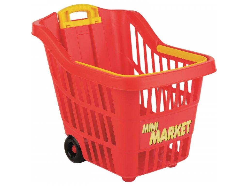 AG Nákupní košík  MAGIC SUSY RED