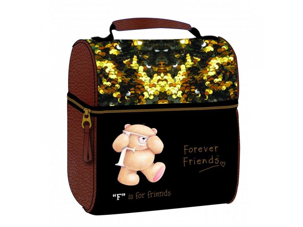 Svačinová taška  FOREVER FRIENDS GOLD