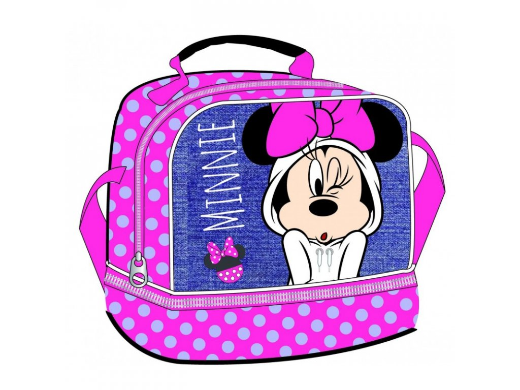 DISNEY Kabelka MINNIE MOUSE