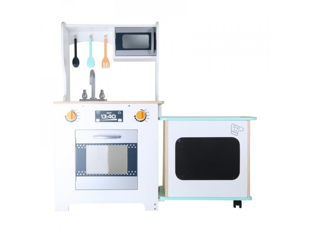 Kuchyňka MODERN WHITE  s pultem