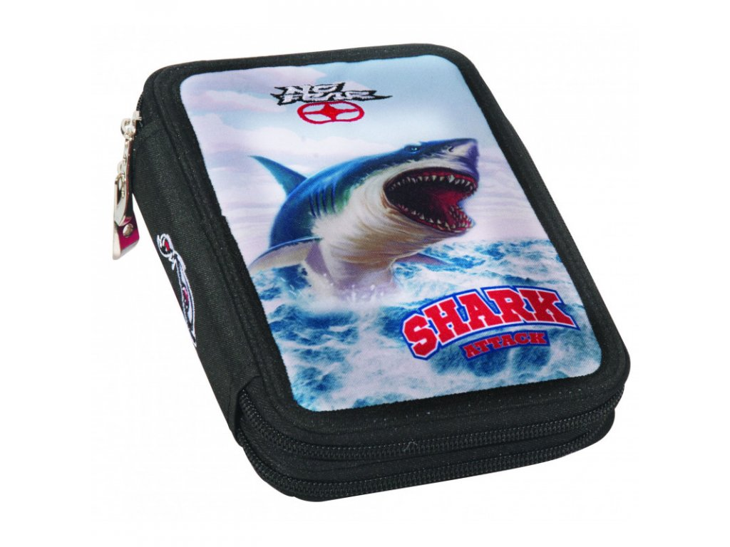 BMU Penál NO FEAR OCEAN SHARK
