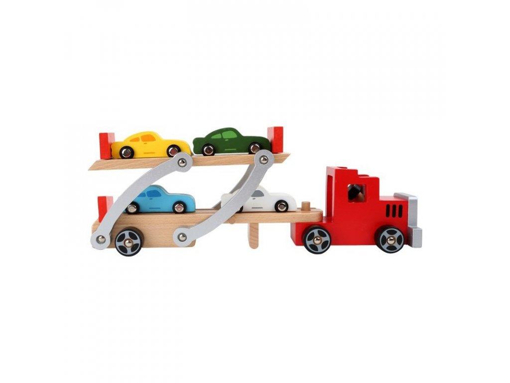 LEGLER Přeprava automobilů