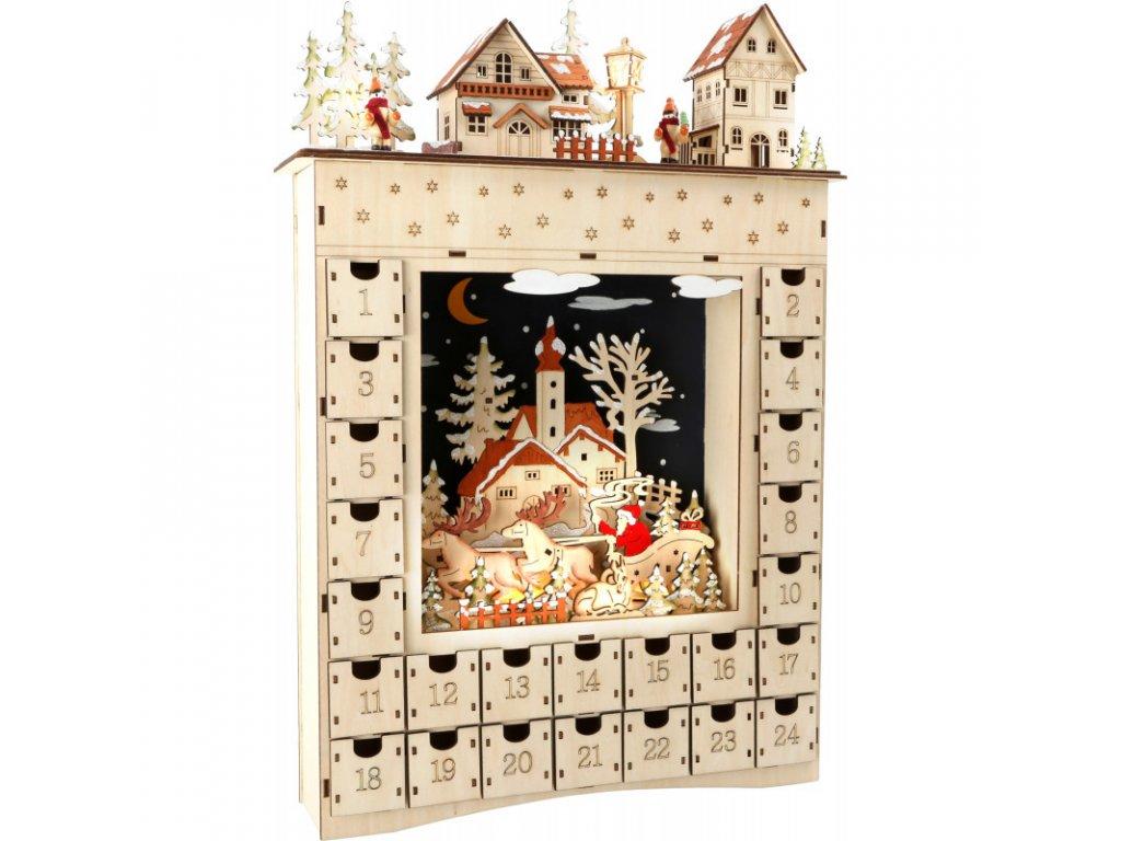 Legler Adventní kalendář ZIMNÍ SEN