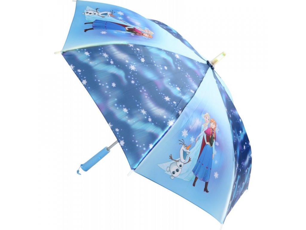 Deštník FROZEN svítící