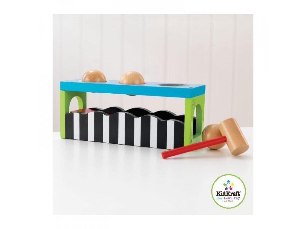 Zatloukačka - kreativní hračky