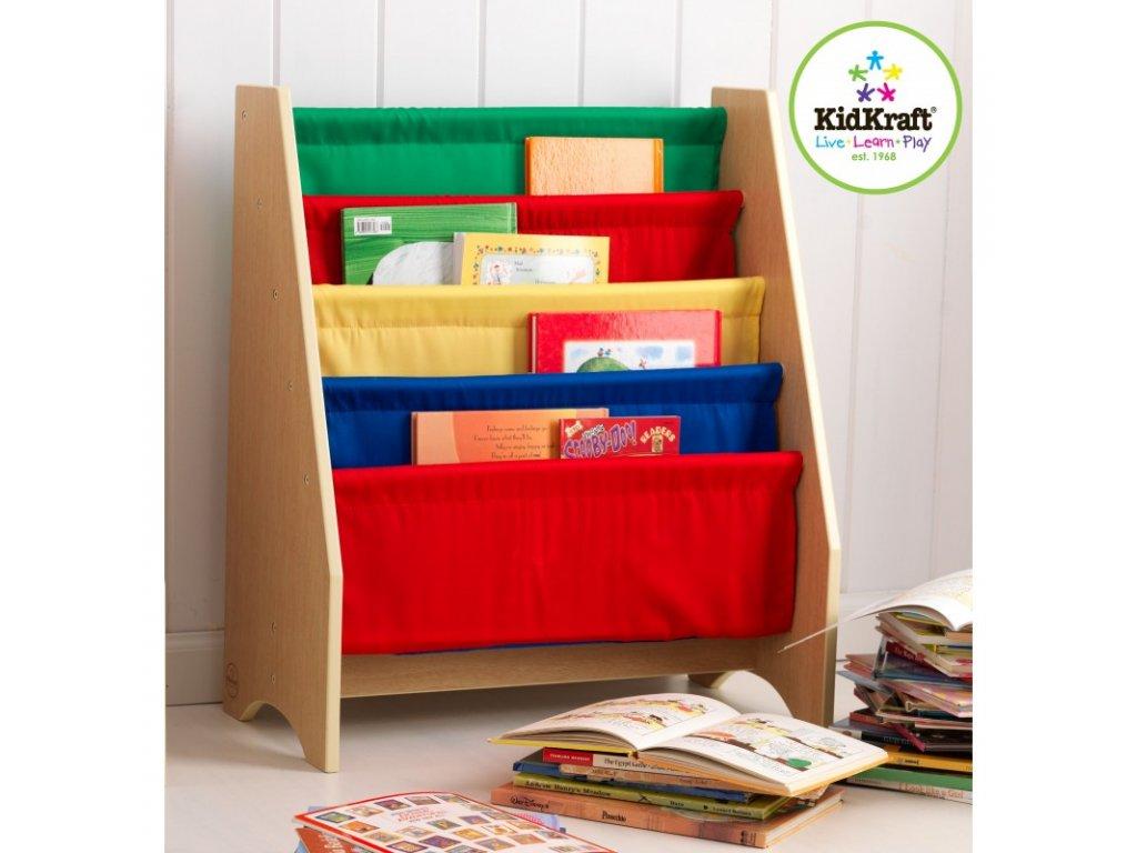 Stojan na knihy PRIMARY - dětský nábytek
